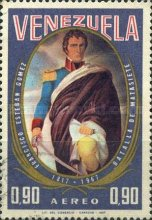 [Airmail - The 150th Anniversary of Battle of Matasiete, type BMG]