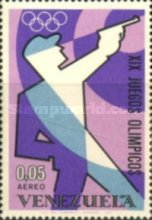 [Airmail - Olympic Games - Mexico City, Mexico, type BNM]
