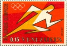 [Airmail - Olympic Games - Mexico City, Mexico, type BNN]