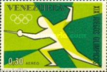 [Airmail - Olympic Games - Mexico City, Mexico, type BNO]