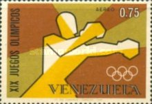 [Airmail - Olympic Games - Mexico City, Mexico, type BNP]