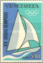 [Airmail - Olympic Games - Mexico City, Mexico, type BNQ]