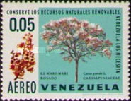 [Airmail - Nature Conservation - Trees, type BOW]