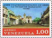 [Airmail - The 200th Anniversary of 400th Anniversary of Maracaibo, type BPS]