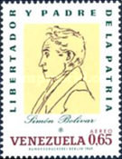 [Airmail - Portraits of Bolivar, type BQN]