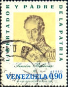 [Airmail - Portraits of Bolivar, type BQR]