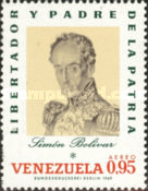 [Airmail - Portraits of Bolivar, type BQS]