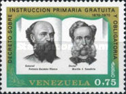 [Airmail - The 100th Anniversary of Free Compulsory Education in Venezuela, type BQW]