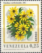 [Airmail - Flowers of Venezuela, type BRD]