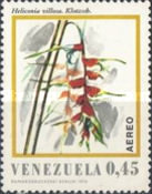 [Airmail - Flowers of Venezuela, type BRE]