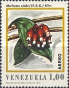 [Airmail - Flowers of Venezuela, type BRF]