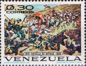 [The 150th Anniversary of Battle of Boyaca 1969, type BRG]
