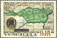 [Airmail - States of Venezuela - Maps and Arms of the Various States, type BRT]