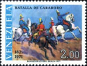 [The 150th Anniversary of Battle of Carabobo, type BSH]