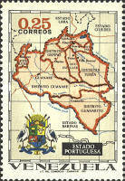 [States of Venezuela - Maps and Arms of the Various States, type BSZ]