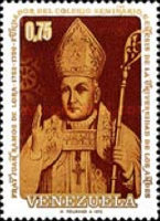 [The 250th Anniversary of the Birth of Bishop Ramos de Lora, 1722-1790, type BVE]