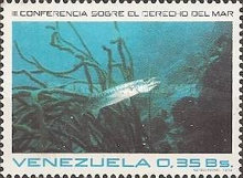 [The 3rd Law of the Sea Conference, Caracas, type BWB]