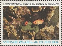 [The 3rd Law of the Sea Conference, Caracas, type BWD]
