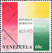 [The 150th Anniversary of Bolivian Independence, type BYD]
