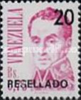 [Simon Bolivar - Previous Issues Overprinted