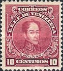 [Simon Bolivar - Different Frames, type CA1]