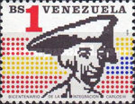 [The 200th Anniversary of Venezuelan Unification, type CAQ]