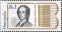 [The 200th Anniversary of the Birth of Simon Bolivar, 1783-1830, type CAS]