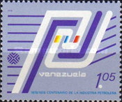 [The 100th Anniversary of Venezuelan Oil Industry, type CBK]