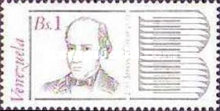 [The 200th Anniversary of the Birth of Simon Bolivar, 1783-1830, type CBN]