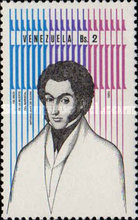 [The 150th Anniversary of the Death of Marshal Antonio Jose de Sucre, 1795-1830, type CDU]