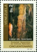 [The 50th Anniversary of Venezuelan Natural Sciences Society, type CEL]