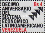 [The 10th Anniversary of Latin American Economic System, type CIT]