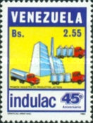 [The 45th Anniversary of Venezuelan Dairy Industry Corporation, type CKR]