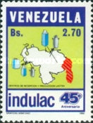 [The 45th Anniversary of Venezuelan Dairy Industry Corporation, type CKS]