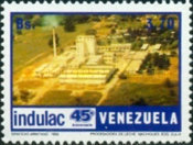 [The 45th Anniversary of Venezuelan Dairy Industry Corporation, type CKT]