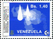 [The 11th Venezuelan Engineers, Architects and Affiliated Professions Congress, type CLV]
