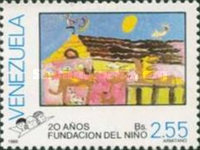 [The 20th Anniversary of Childrens' Paintings, type CMK]