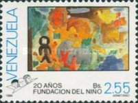 [The 20th Anniversary of Childrens' Paintings, type CML]