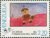 [The 20th Anniversary of Childrens' Paintings, type CMM]