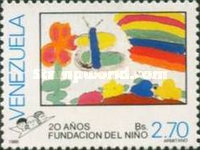 [The 20th Anniversary of Childrens' Paintings, type CMO]