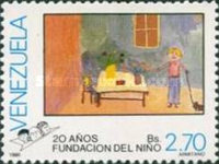 [The 20th Anniversary of Childrens' Paintings, type CMQ]