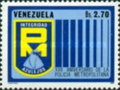 [The 17th Anniversary of Caracas City Police, type CMV]