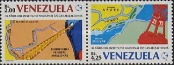 [The 35th Anniversary of National Canals Institute, type COA]