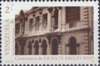 [The 100th Anniversary of the Birth of Vicente Emilio Sojo, Composer, 1887-1974, type COB]