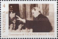 [The 100th Anniversary of the Birth of Vicente Emilio Sojo, Composer, 1887-1974, type COC]