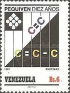 [The 10th Anniversary of Petro-Chemical Company of Venezuela, type CQK]