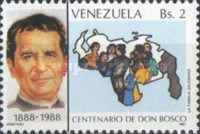 [The 100th Anniversary of the Birth of St. John Bosco, Founder of Salesian Brothers, 1815-1888, type CQO]