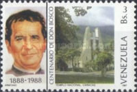 [The 100th Anniversary of the Birth of St. John Bosco, Founder of Salesian Brothers, 1815-1888, type CQP]