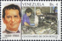 [The 100th Anniversary of the Birth of St. John Bosco, Founder of Salesian Brothers, 1815-1888, type CQQ]
