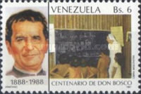 [The 100th Anniversary of the Birth of St. John Bosco, Founder of Salesian Brothers, 1815-1888, type CQS]